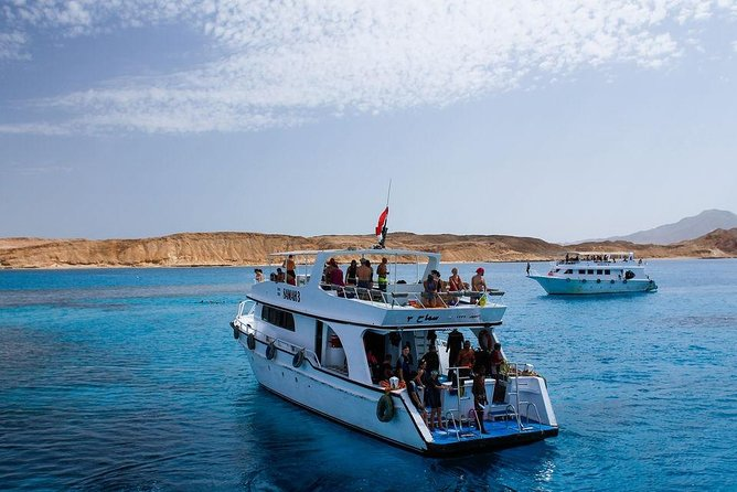 Full-Day Sharm El-Sheikh Red Sea Scuba Diving Tour with Guide