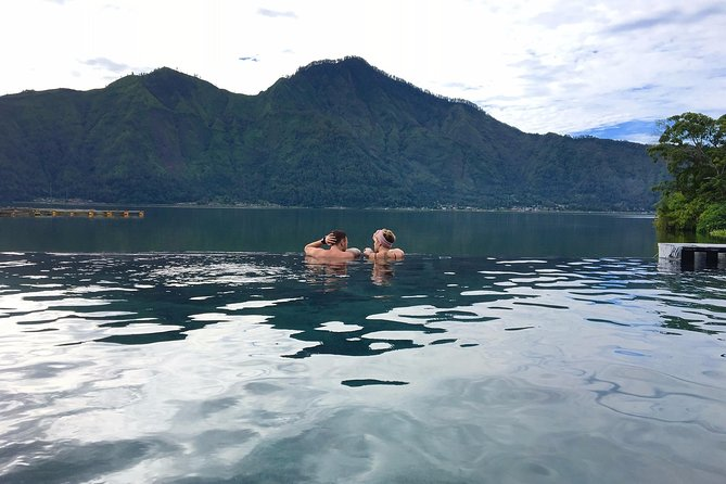 Best Of Ubud, Hot Spring and Mount Batur Volcano View