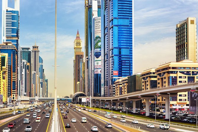 Dubai City Tour + Desert Safari (Standard) with Transfer