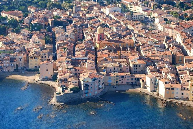 Saint Tropez and around-private full day tour-