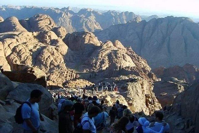 Sharm El Sheikh: Mount Sinai Sunrise Hike & Monastery Visit