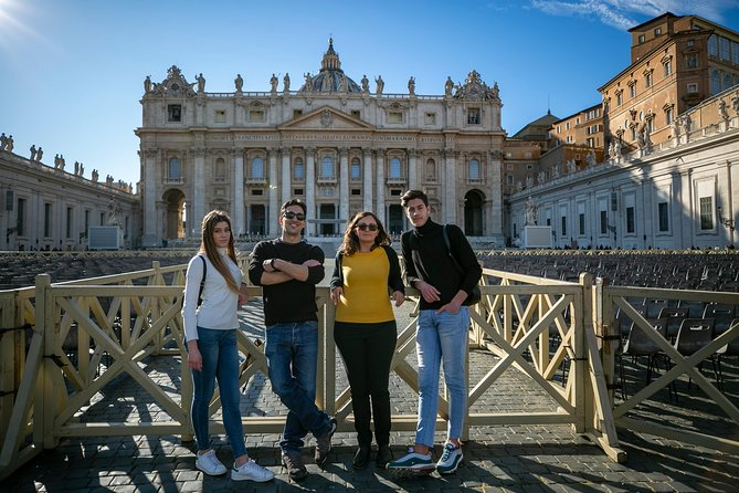 Fast-Access Vatican Museums & Sistine Chapel tour by Tommaso with Hotel pick up