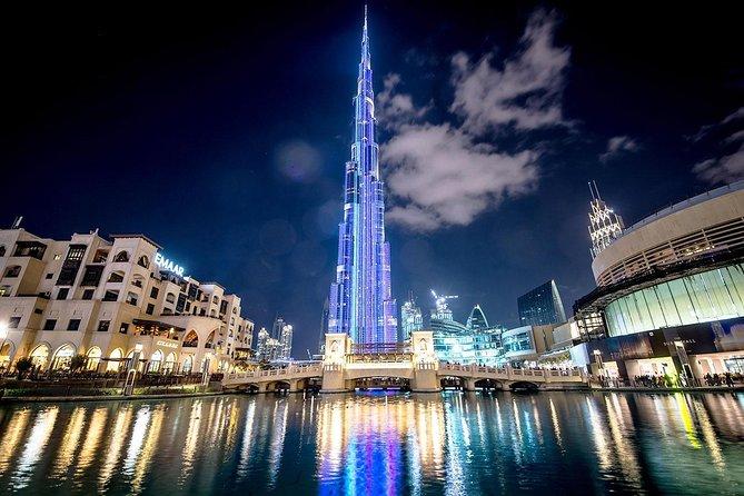 Dubai City Tour + Burj Khalifa 124 Floor (Non-Prime) with Transfer