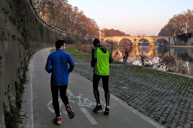 Rome Sunrise Adventure Running Tour