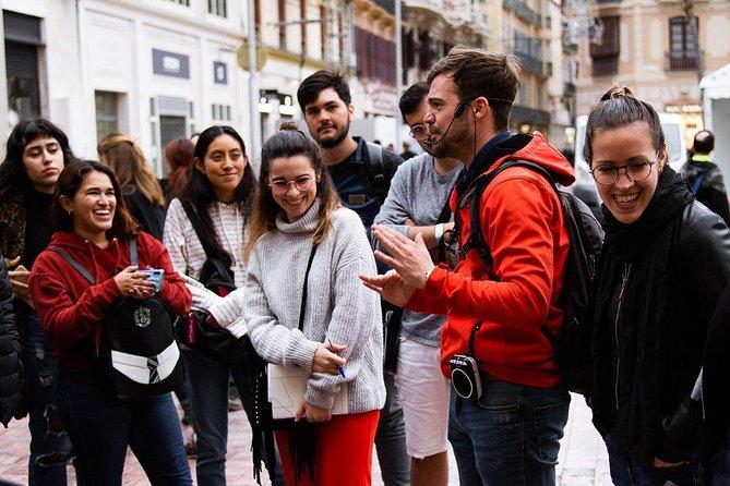 Walking Tour of Malaga's Historic Center