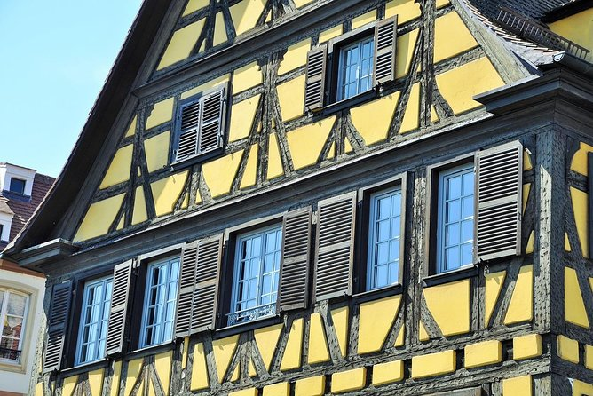 From Basel to Colmar (France): The Full Private Discovery Tour of Alsace!
