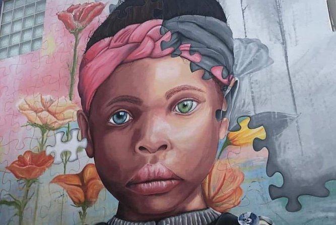 Private Yaucromatic and Santurce Street art Experience