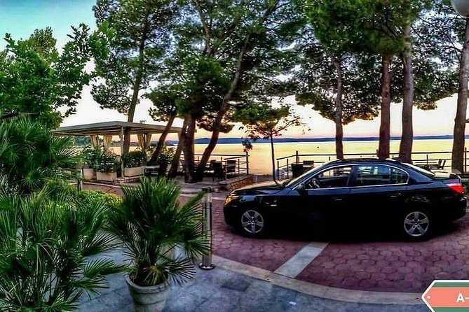 Private Transfer Services - Split Airport to Makarska up to 8 passengers