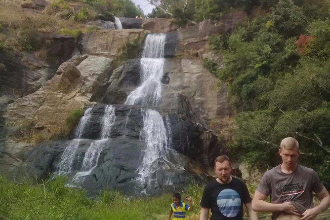 Diyaluma Upper Falls Visit