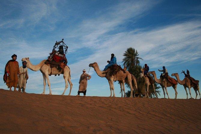2-daagse reis naar Zagora-woestijn