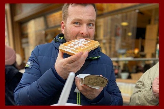 Brussels Food Tour - Small Groups - Only Real Belgian Food