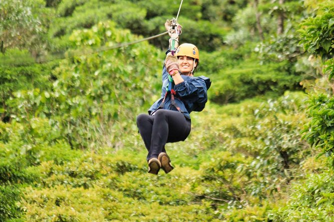 Monteverde Cloud Forest Zipline Tour