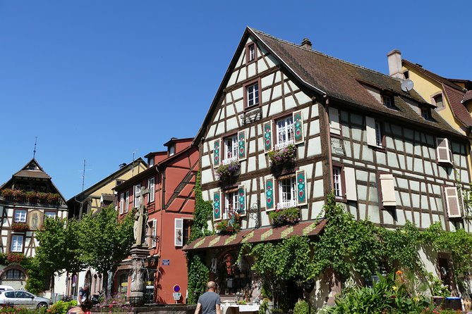 From Basel to Colmar (France) : The Discovery Tour of Alsace !