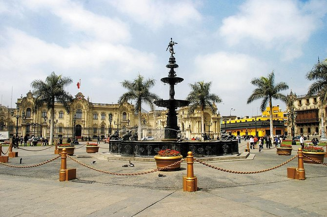 Visit of Lima: the City of the Kings