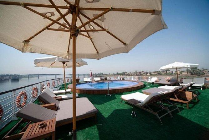 Nile Cruise from Aswan 3 nights – 4 Days.