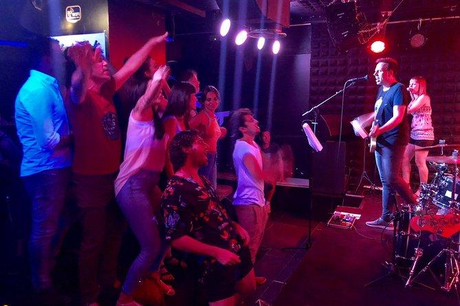 Discover Madrid's Live Music Scene