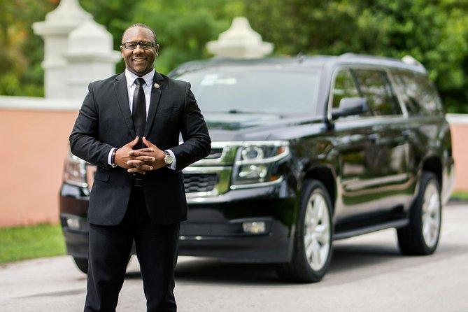 Luxury Suburban SUV Transfer