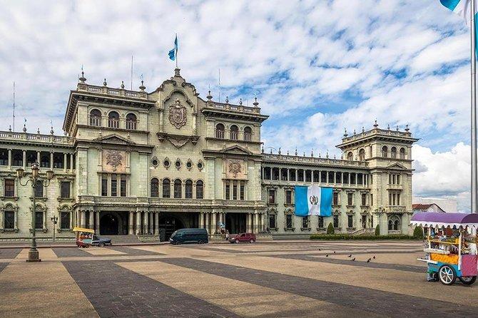 Guatemala City Landmarks