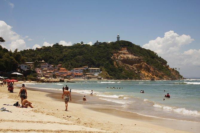 Viagem diurna para Morro de São Paulo saindo de Salvador