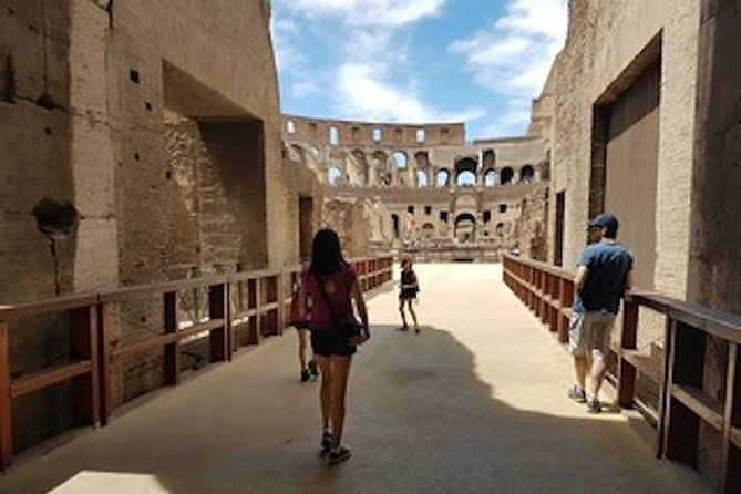 Skip the Line - Colosseum with Gladiator Gate Access