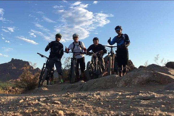 Phoenix Mountains Preserve Tour