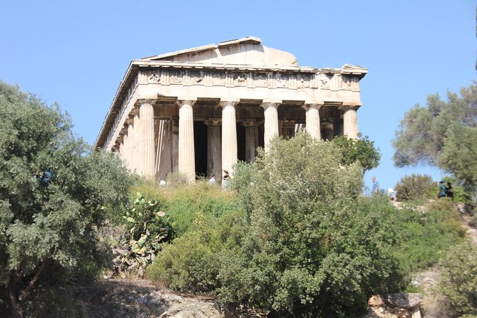 Private Half-Day Walking Tour of Athens