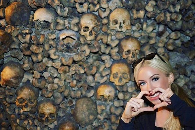 Parisian Adventure : Catacombs with VIP Access Guided Tour( Skip The Line)