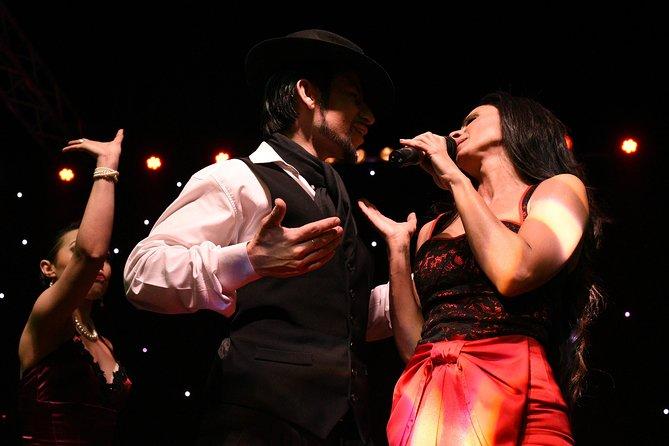 Dinner Tango Show in El Viejo Almacen, no transfers