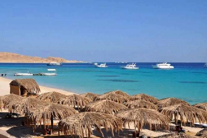 From Luxor : Utopia Island Royal VIP Snorkeling Sea Trip