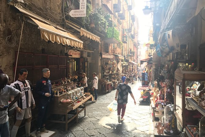 Hidden Gems Of Naples: Private & Personalized Walking Experience
