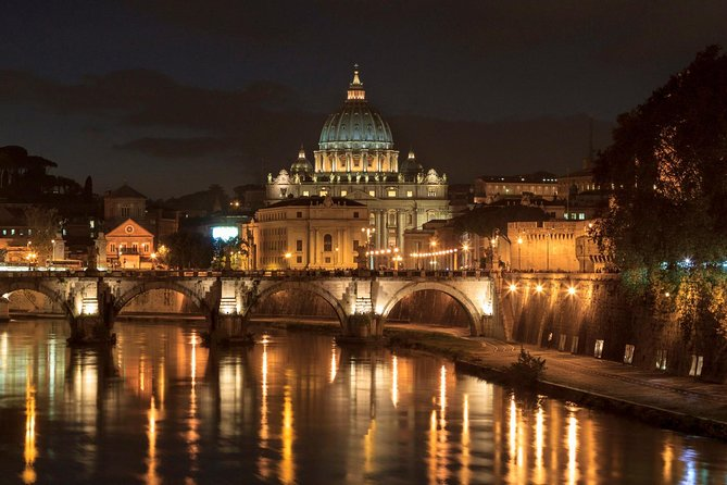 Vatican Museums Night Tour with Skip-the-Line Ticket