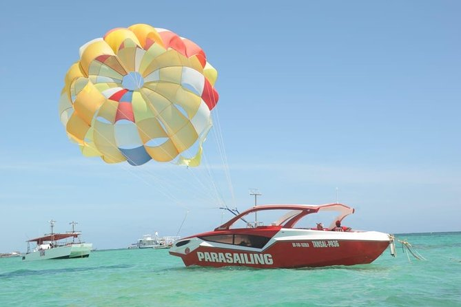 Private Parasailing Adventure in Punta Cana with Pick Up