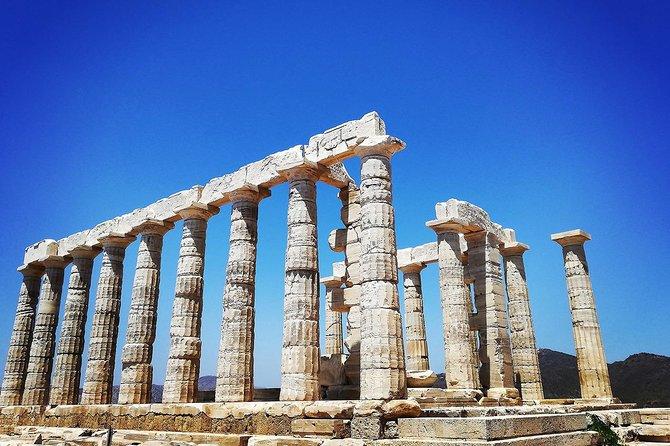Cruise Passenger Cape Sounio & Temple of Poseidon Tour