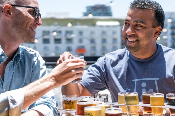 Argentine Craft Beer Tour and Street Food