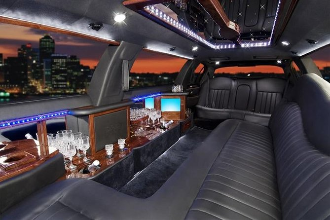 Limo Lincoln MKT Interior