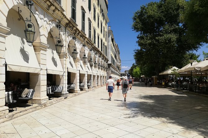 3 Hours Corfu Old Town Walking Tour: History and Architecture