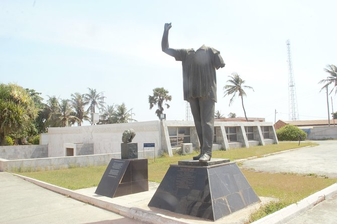 Half-Day Accra City Private Tour with Guide