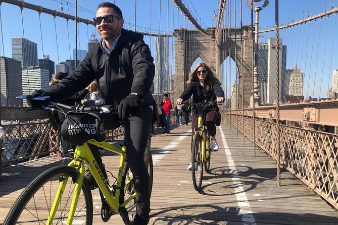 Brooklyn Bridge Waterfront Guided Bike Tour