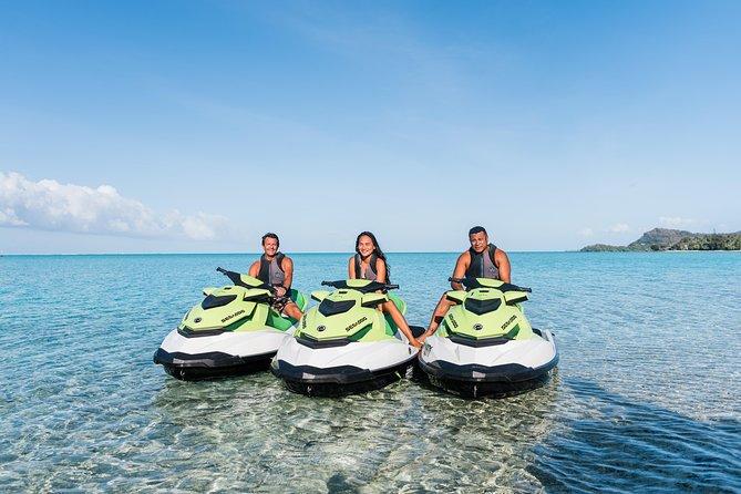 Bora Bora Jet Ski Tour