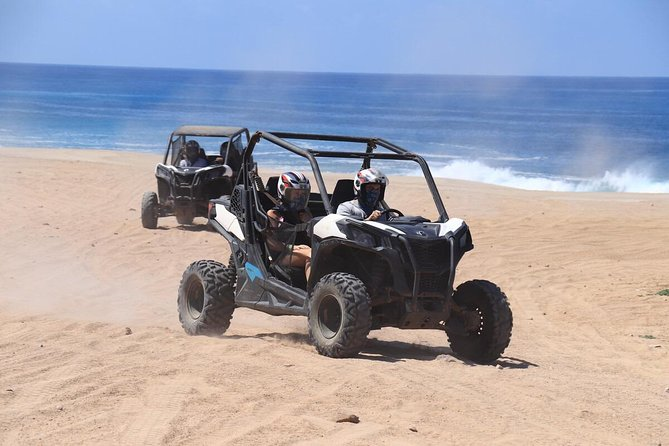 Combo Side by Side Adventure and Camel Ride Tour in Cabo