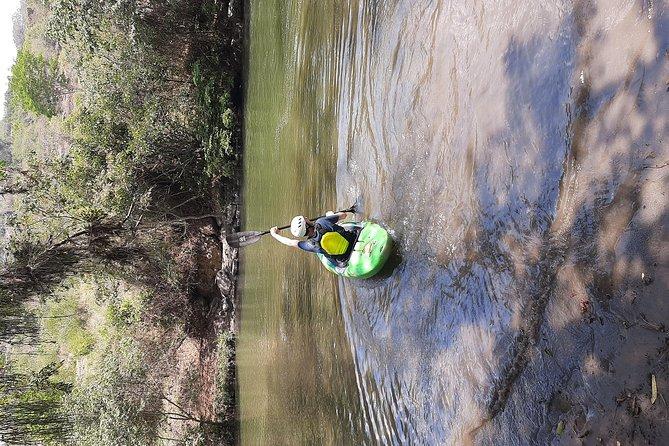 Whitewater Kayak Activity