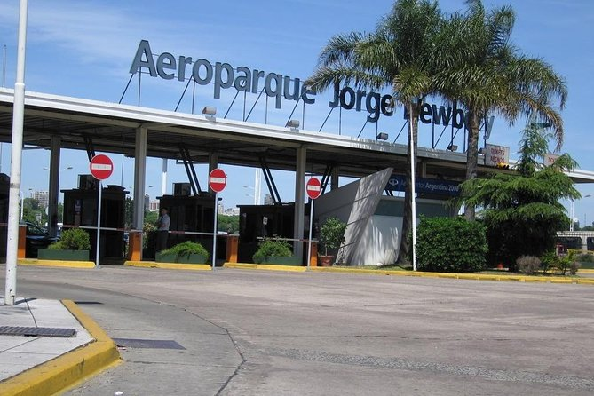 Buenos Aires Center One-way Private Transfer to Local Airport