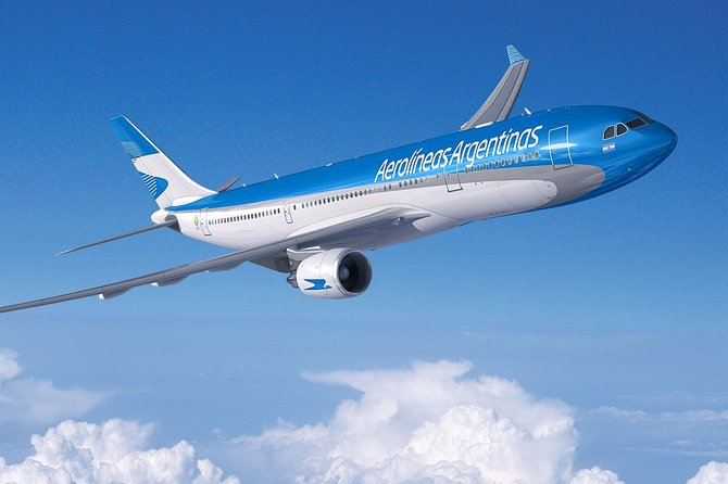 Local Airport One-way Private Transfer to Buenos Aires City Center