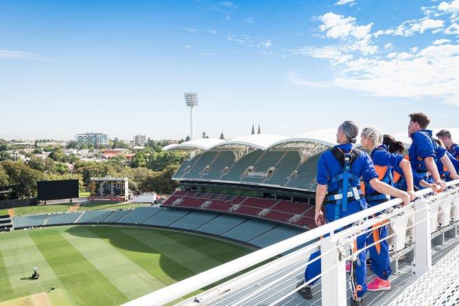 RoofClimb Adelaide Ovale ervaring