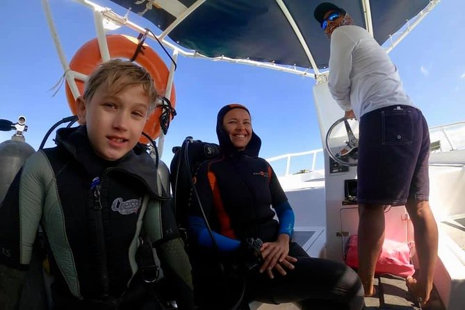Open Water Diver course (PADI)
