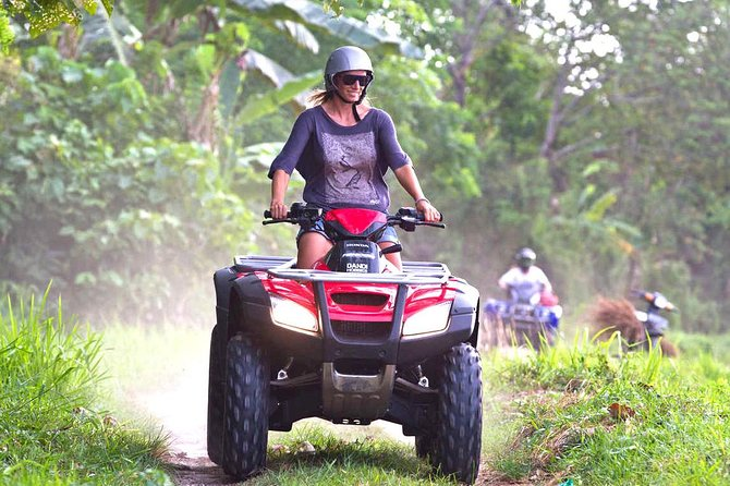 Full-Day Bali ATV Adventure and Mount Batur Exploring Tour
