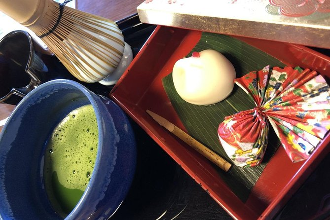 Tea Ceremony and Kimono Rental at Cafe for Regional Exchange in Hakodate