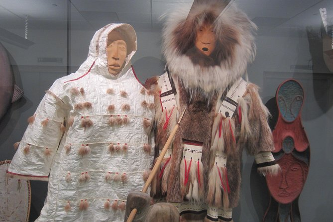 Alaska Native Historic Cultural City Tour of Anchorage