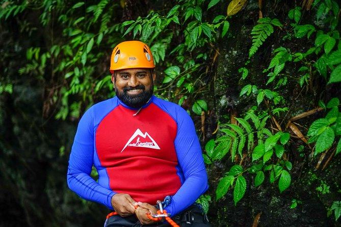 2-Hours Bali Gitgit Canyon Canyoning Experience