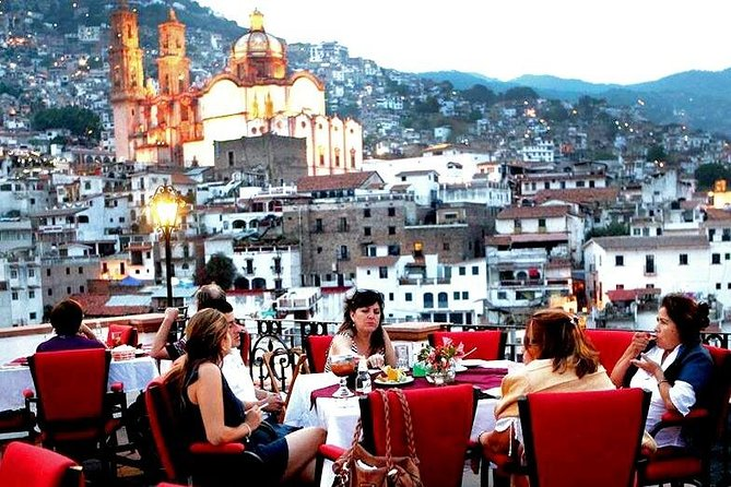 Full Day trip to Taxco From Acapulco - Lunch & Drinks Included